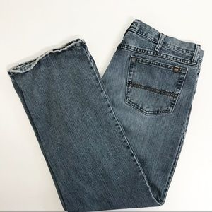 Wrangler 20X Jeans 36x32 Relaxed Fit Straight
